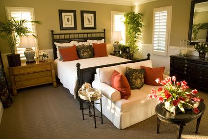 Decoratingbedroom on Bedroom Interior Decorating   Back 2 Home
