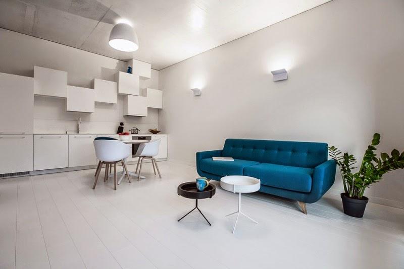 Apartamento Bw - YCL Studio
