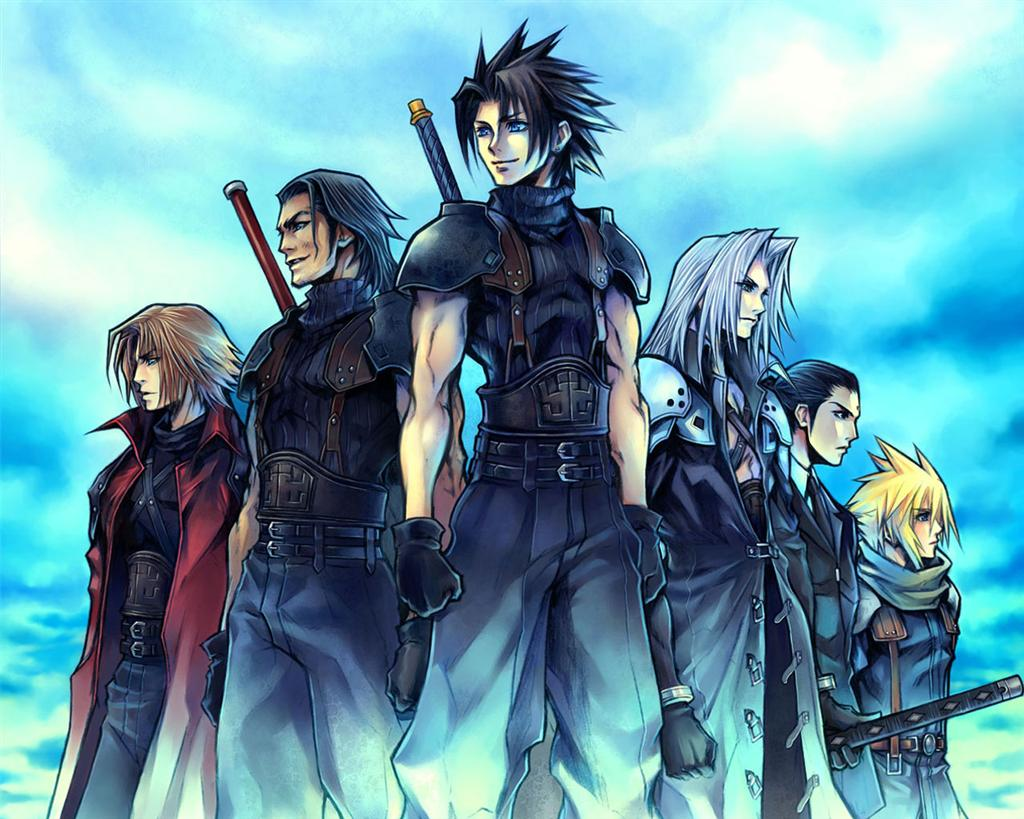 Final Fantasy HD & Widescreen Wallpaper 0.023542195028007