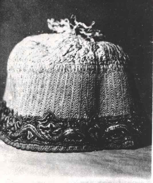 Rebbe Nahman's Kipa