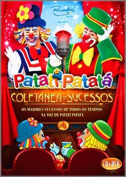 PatatiPatata Baixar: Patati Patatá: Coletânea de Sucessos DVDRip AVI + RMVB