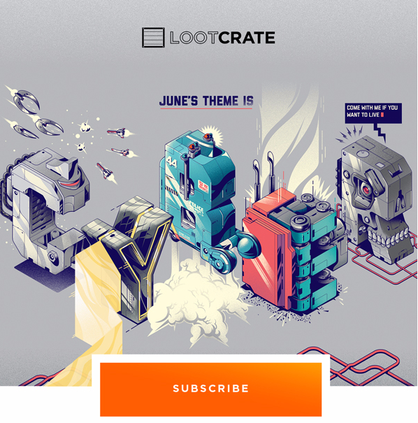loot crate june theme and coupon code