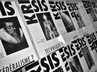 Revue Krisis : Complétez votre collection de numéros !