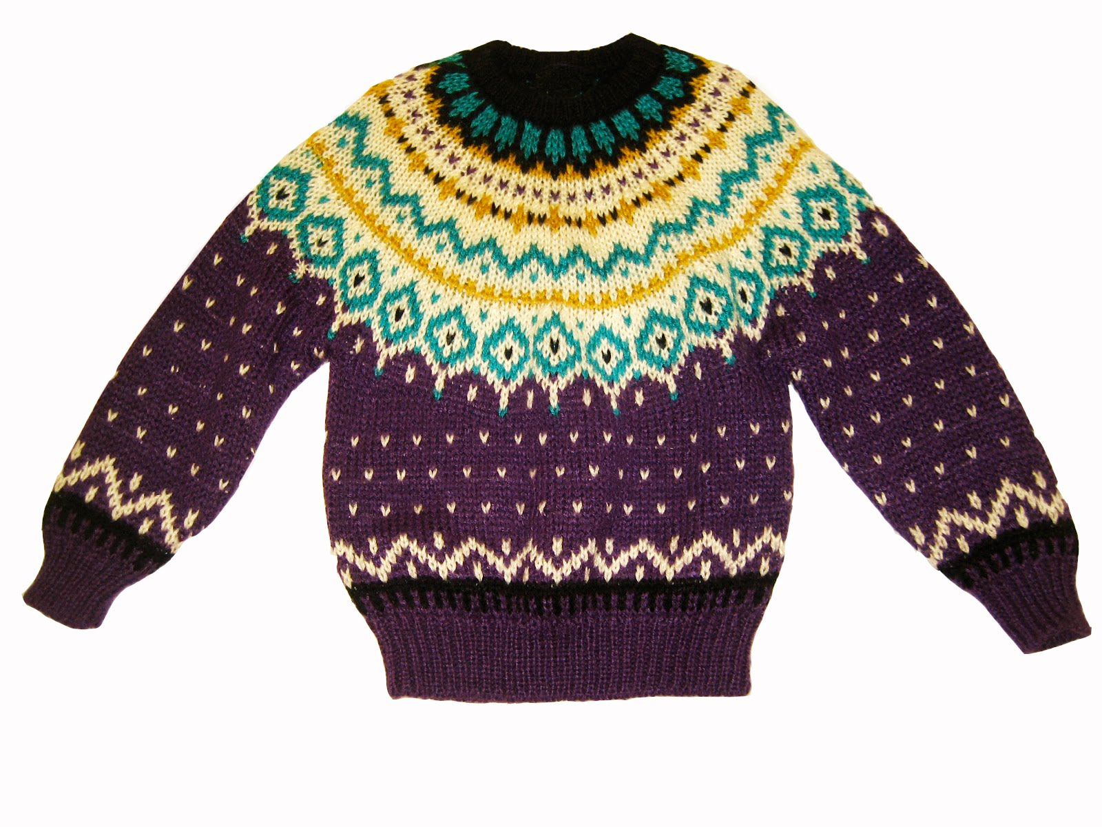 To Knit A Sweater 109