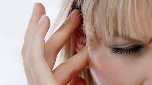 telinga berair