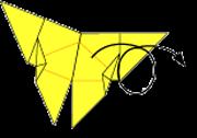 Cara Membuat Origami Kupu Kupu 3