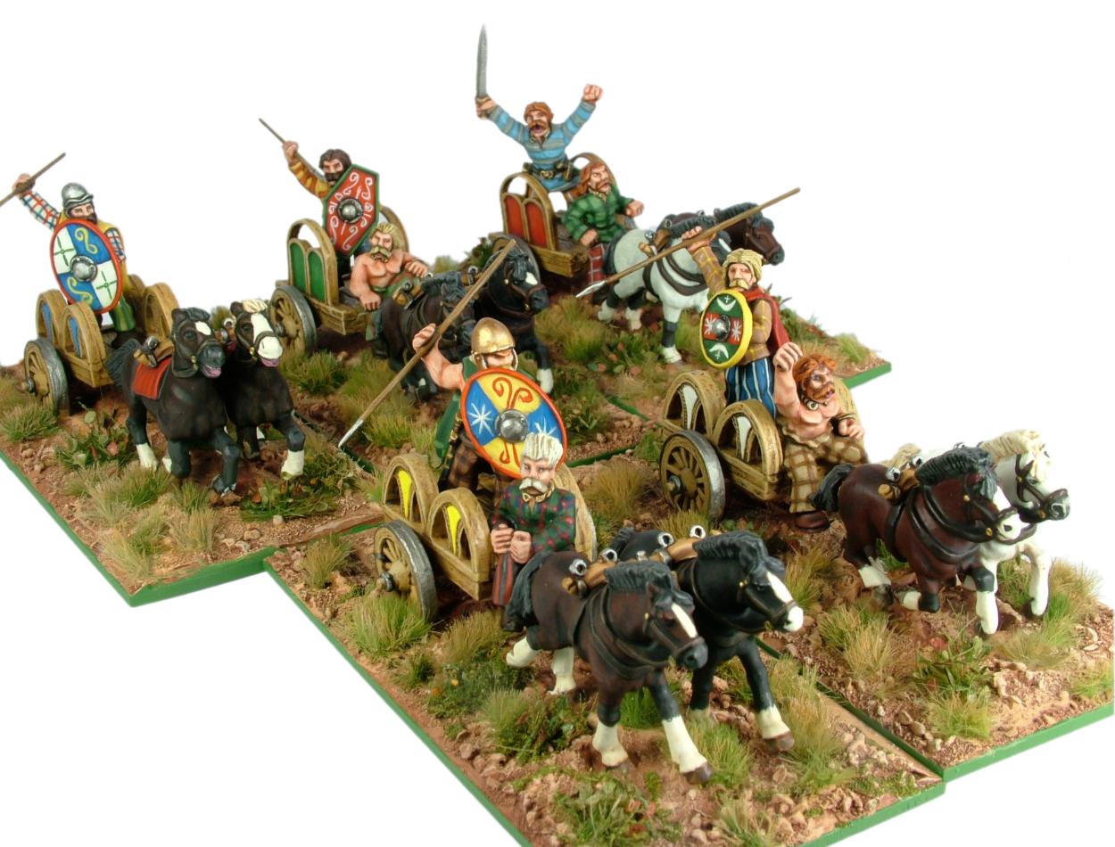[Liens] Armées gauloises, galates et Bretonnes en métal - Page 2 Celtic