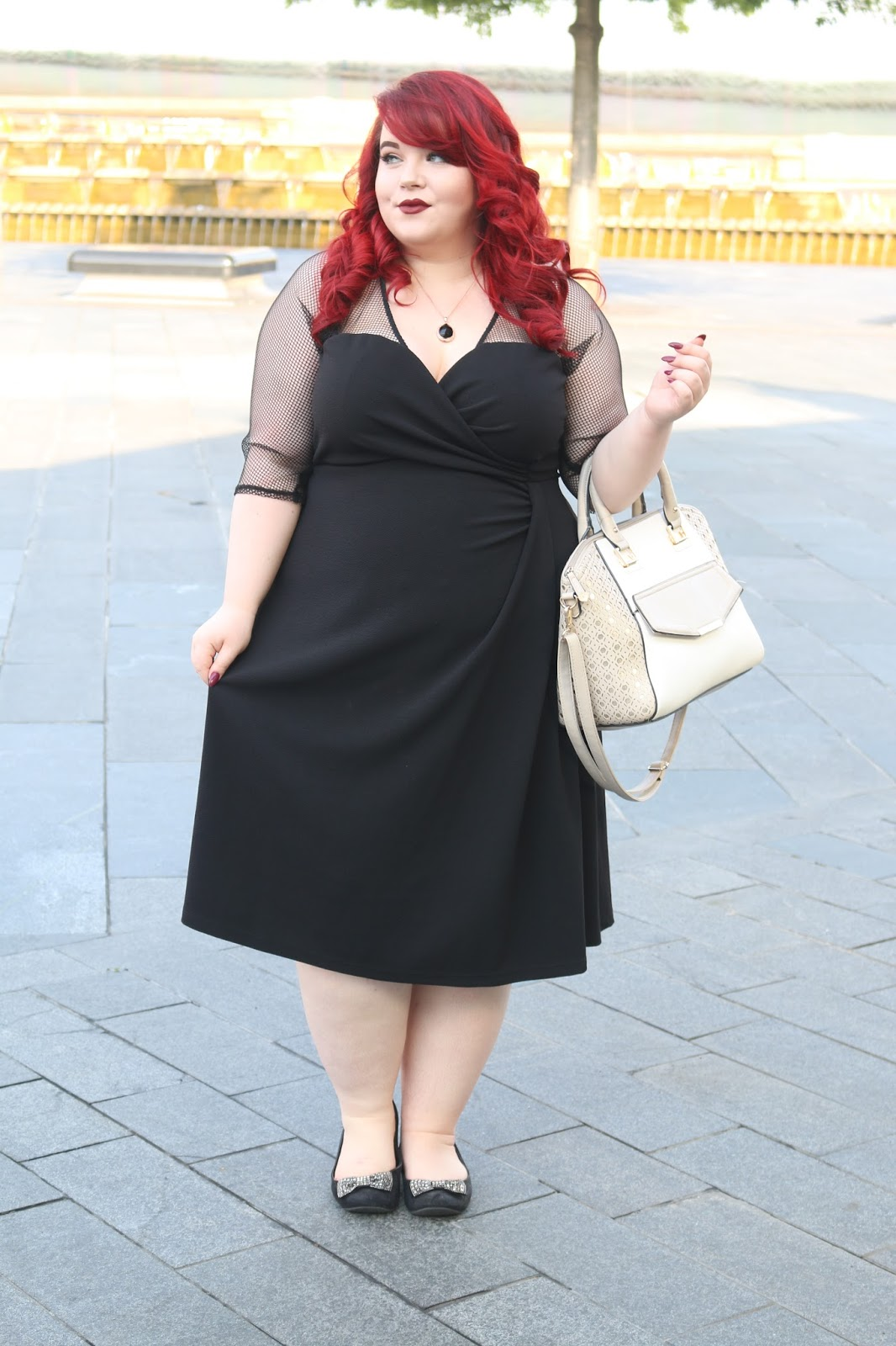 Curvety Kiyonna, shemightbeloved, plus size blogger
