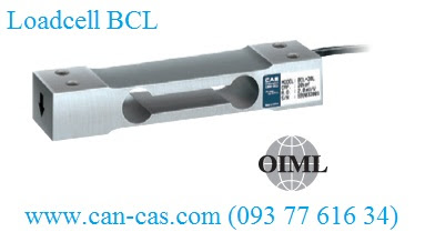 Loadcell BCL - Cas