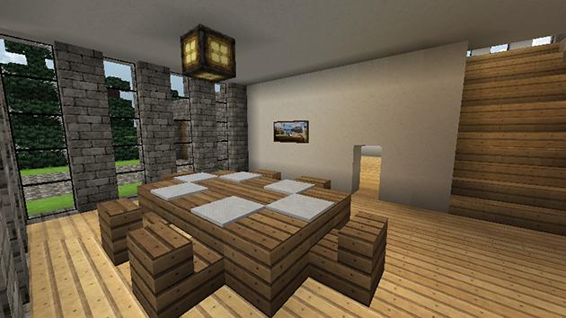 Casas de minecraft por dentro imagui for Casas modernas por dentro