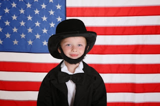 Cute Lincoln Costume