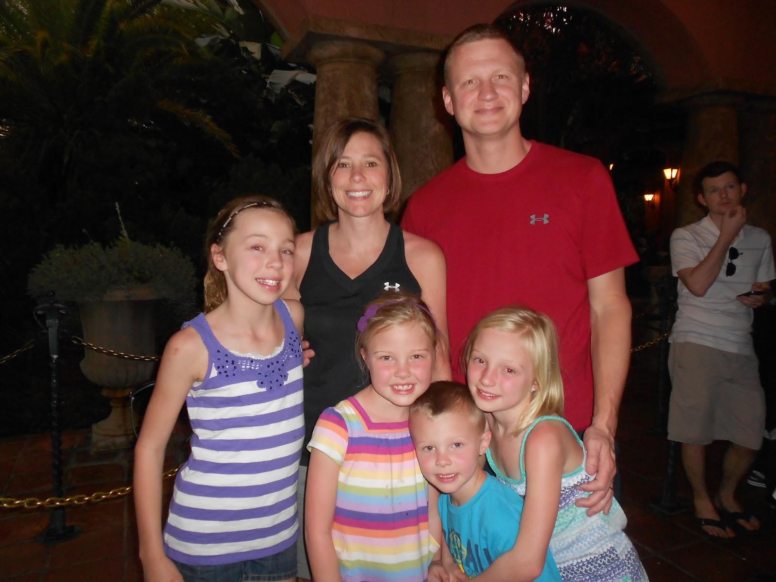 Crazy 9: Family Vacation 2014