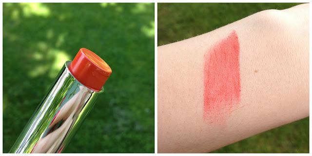 Stila Colour Balm Lipstick: Valentina