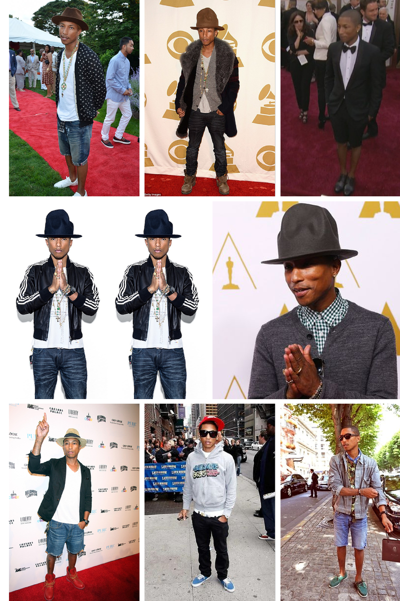 Pharrell Williams the boy