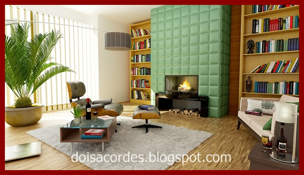 Maximizing Large Wall and Colors for Living Room with Brown Furniture