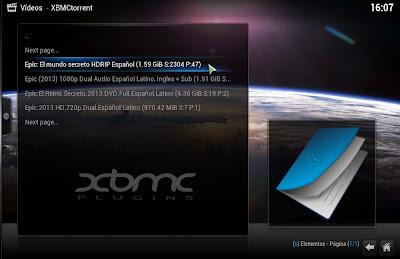 XBMCTorrent