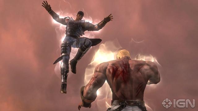 Fist of the North Star Kens Rage 2 Xbox 360 Region Free