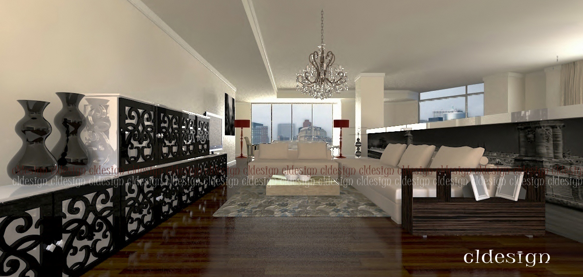 Int rieur design maroc appartement loft for Design appartement interieur maroc