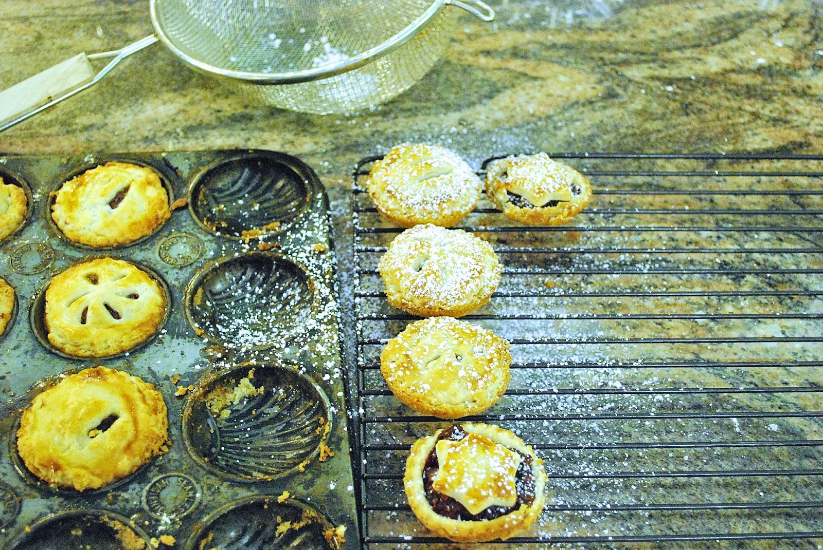 Berry Mince Pies: a fruit-frilled treat, perfect for the holidays!