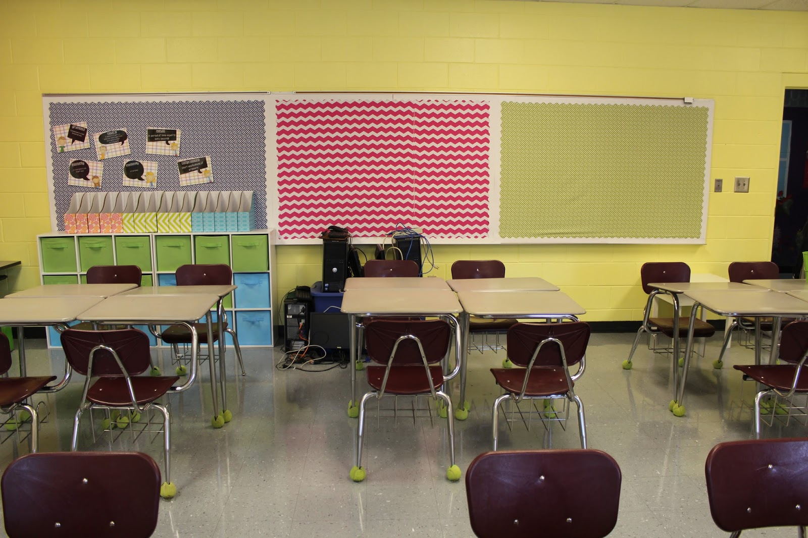 Classroom Makeover Week One Life In Fifth Grade