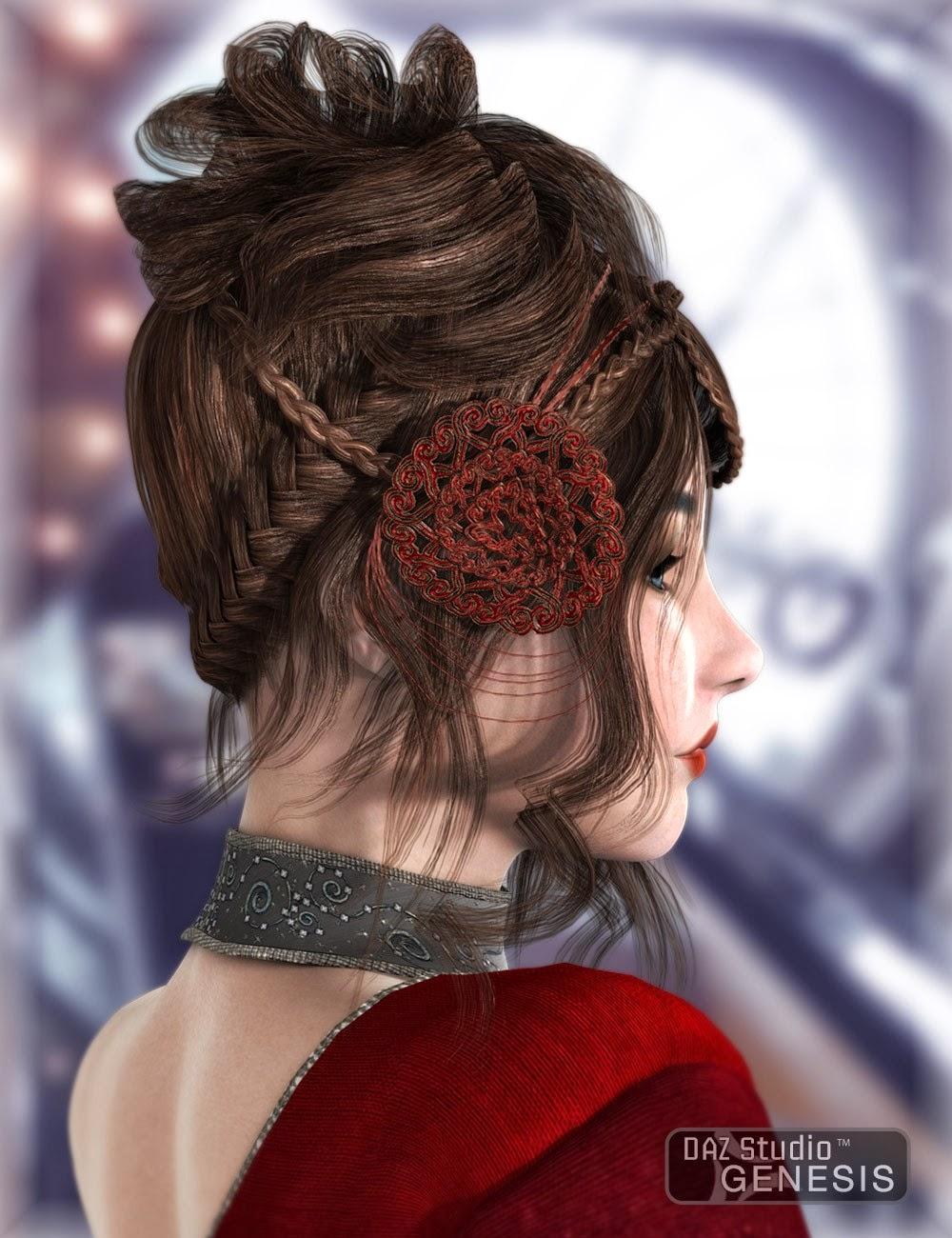 Cheveux Xinxue