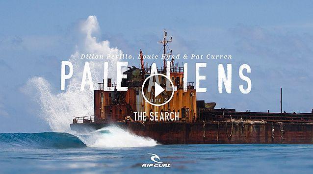 Pale Aliens - Part 2 The Search