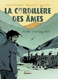 Cordillère des âmes (2 tomes, en cours)