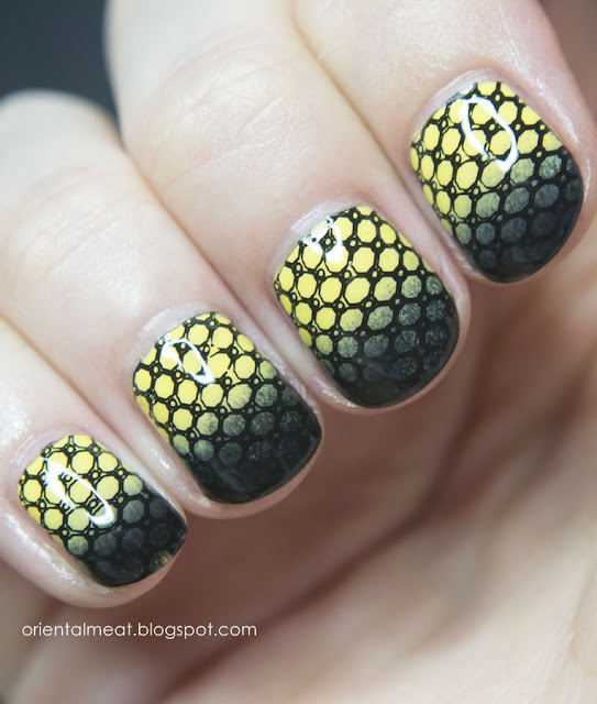 BUTTER LONDON CHEEKY CHOOPS NAIL ART