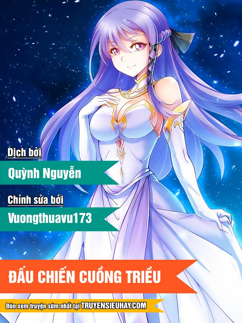 Đấu Chiến Cuồng Triều - Chap 22