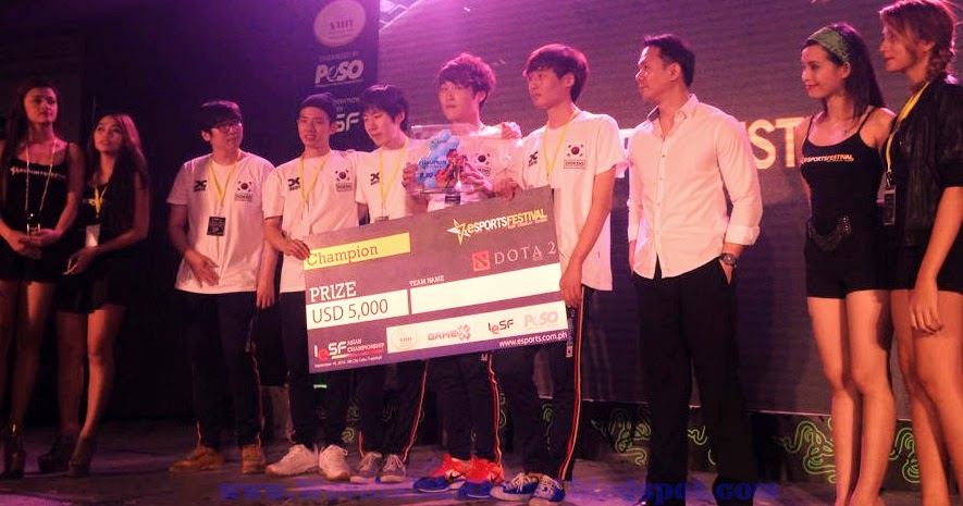 First International #eSports Festival 2014 Asian #Championship held in #Cebu || #Philippine eSports Organization
