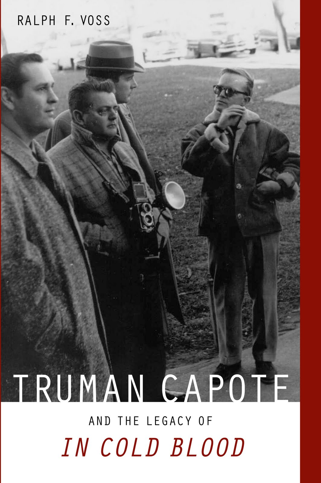 truman capote in cold blood The nonfiction novel in cold blood made truman capote's career but may have ruined his life.