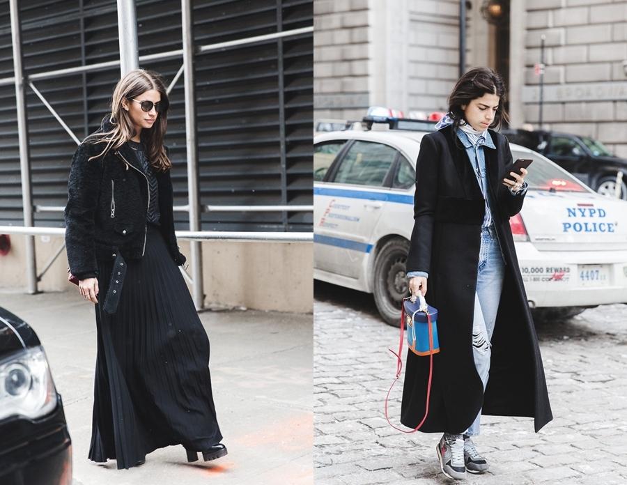 Nyfw street style fashion snapshots fashion blogger bilbao - Styling bilbao ...