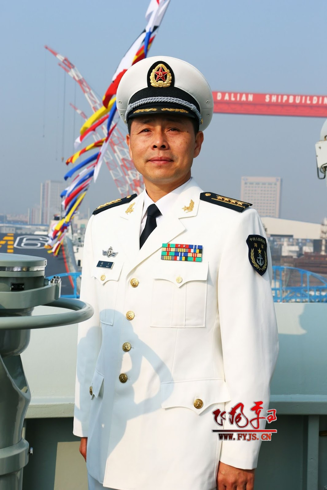 Meet Sr Col Zhang Zheng, Captain for China's first Aircraft ...