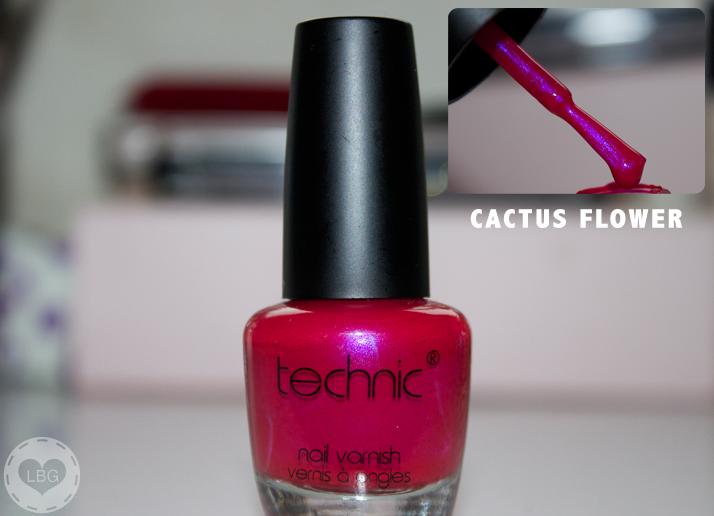 Beauty Bargain: Technic Nail Varnishes