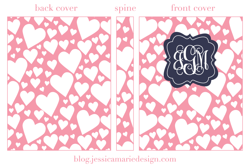 image regarding Free Printable Binder Covers and Spines named Jessica Marie Structure Blog site: Totally free Printable Binder Addresses