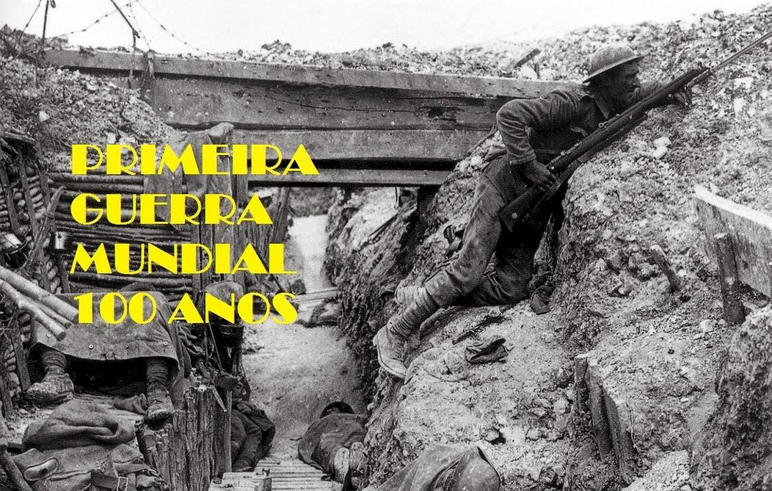 Vídeo/Documentário – Primeira Guerra Mundial: É oportuno olharmos para a História