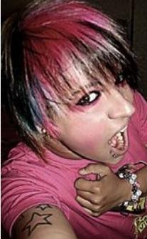emo saç şekilleri 2012