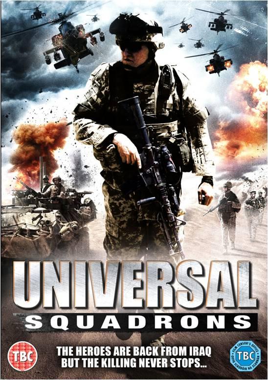 UNIVERSAL SQUADRONS (2011) หน่วยพิฆาตเกมสั่งตาย