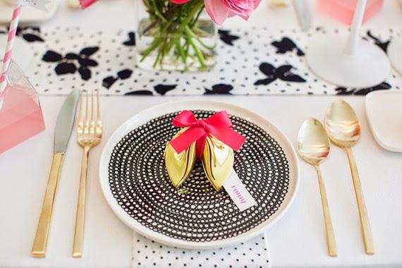 Fiesta de chicas en rosa - mesa personalizada3