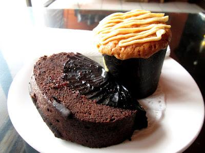 camilan sehat brownies singkong