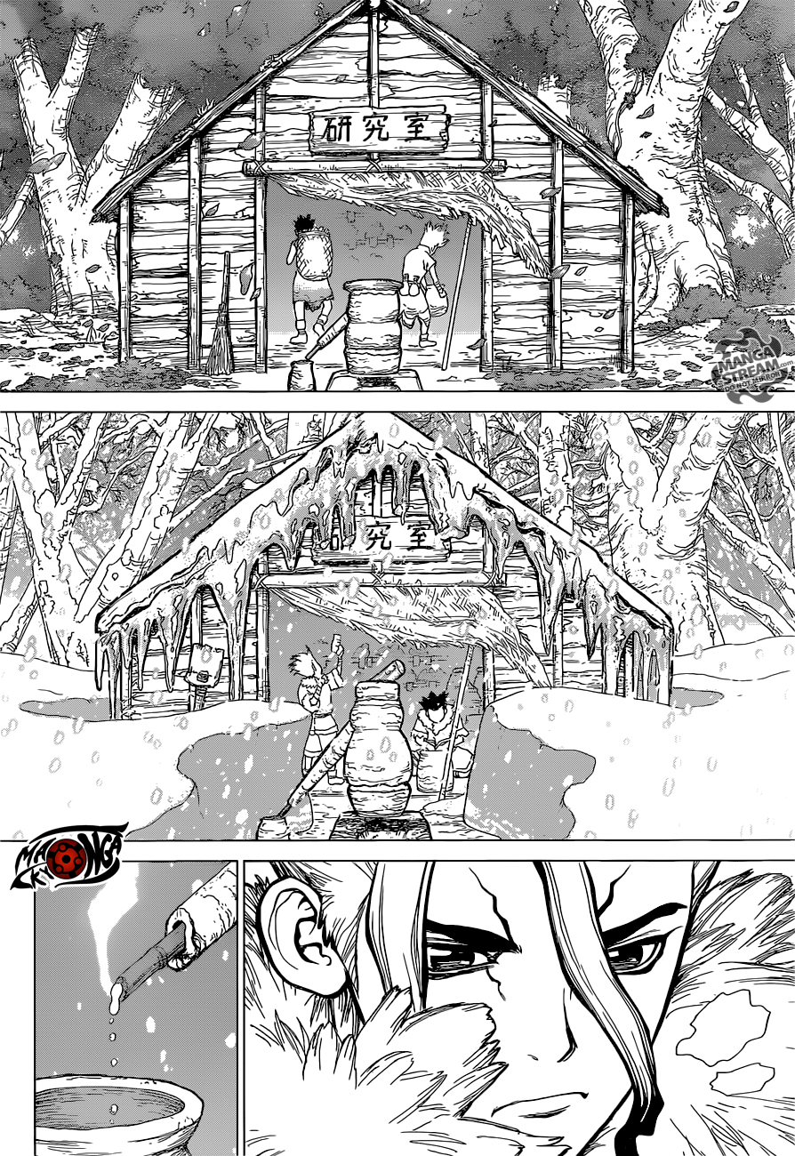 Dr. Stone Chapter 02-16