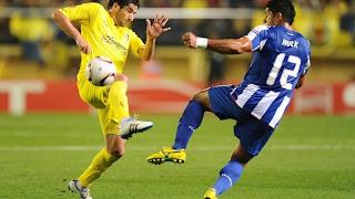 Hasil Villarreal vs FC Porto