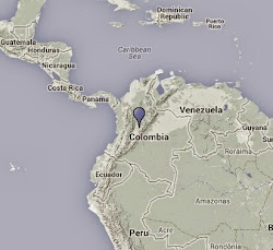Current Location: Colombia