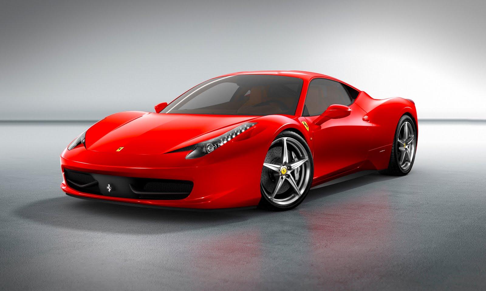 top sports cars pic ferrari italia black