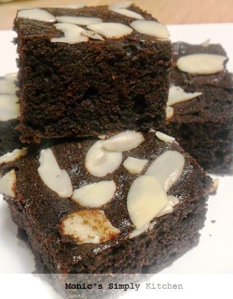 cara membuat brownies quick and easy