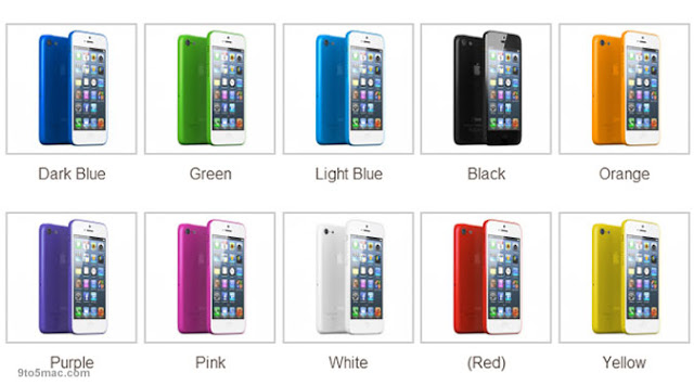 10 Warna Pilihan iPhone Versi Murah