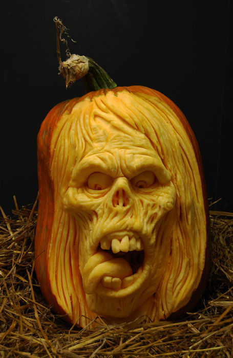 Crazy Lazy Silly And Strange Cool Pumpkin Carvings
