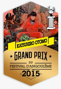 Katsuhiro Otomo: Grand Prix du Festival d'Angoulême 2015