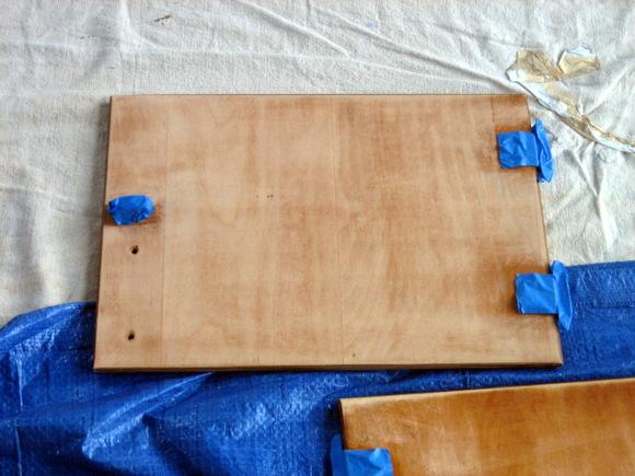 Keep painting: Recycled Cabinet Doors | DIY Playbook