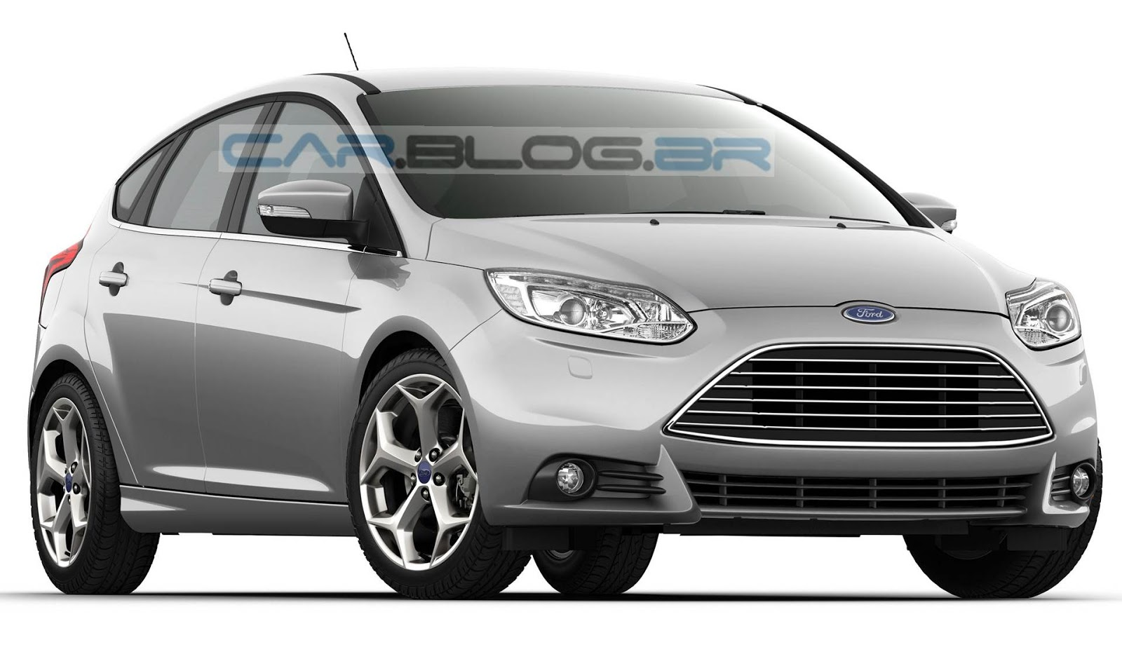 Novo Ford Focus 2015 - Hatch